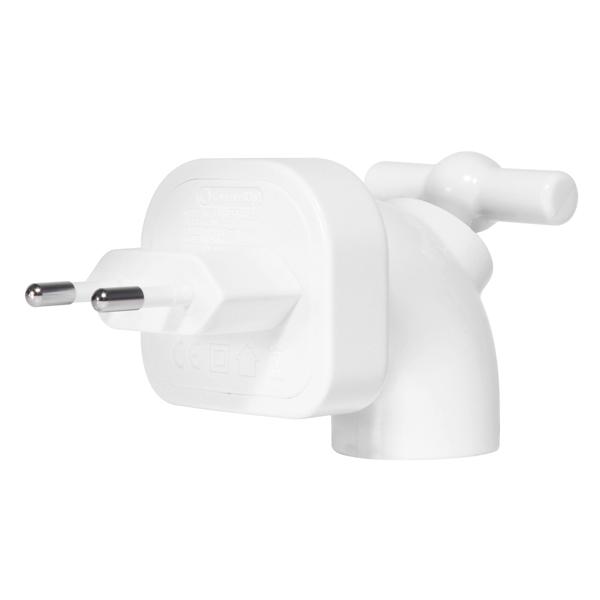 usb adapter strom adapter gadget als wasserhahn powertap. Black Bedroom Furniture Sets. Home Design Ideas