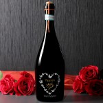 Prosecco - Verliebte am Valentinstag