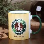 Personalisierte Coffee Tasse