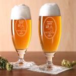 Vatertag Pilsglas Bierglas